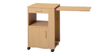 Wheelchair Bedside Table Hermann 1