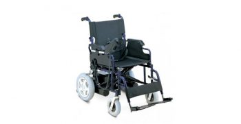 Wheelchair Electric Folding AC 72 1